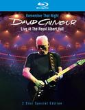 David Gilmour / Remember That Night - Live At The Royal Albert Hall (2Blu-ray)