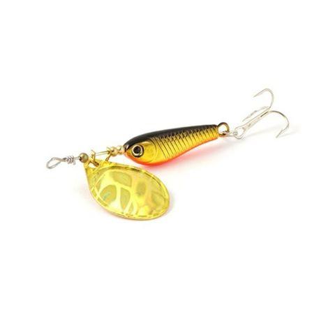 Блесна Daiwa Silver Creek Spinner R 1040-C / Holo Kurokin 04810222
