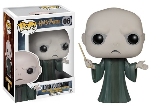 Фигурка Funko POP! Vinyl: Harry Potter: Voldemort 5861