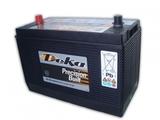 Аккумулятор автомобильный Deka 1031 РMF  ( 12V 110Ah / 12В 110Ач ) - фотография
