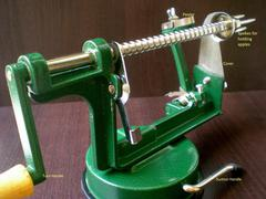 Яблокочистка Apple Peeler Westmark (с присоской)