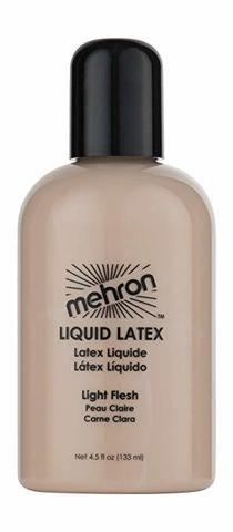 MEHRON Жидкий латекс бежевый Latex Liquid Soft Beige, 133 мл