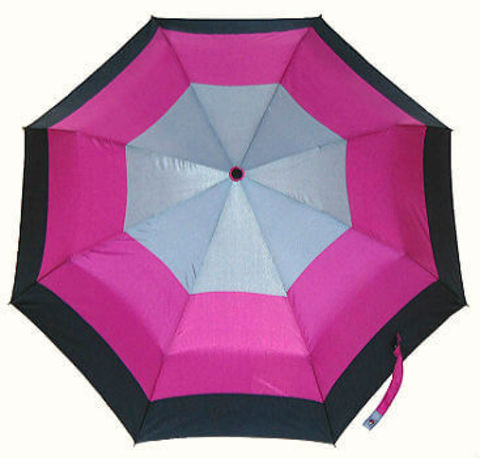 Зонт складной Guy de Jean 6411-2 Fuchsia