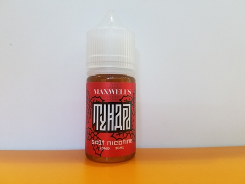 Tundra by MAXWELLS SALT 30ml