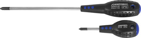 D04P3125 Отвертка стержневая крестовая FULL STAR, PH3х125 мм