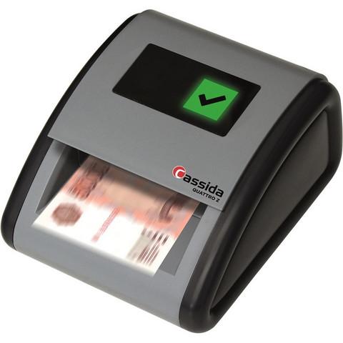 Детектор банкнот автоматический Cassida Quattro Z