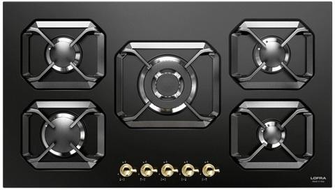 Газовая варочная панель LOFRA HRNM7A0/GA Bronze