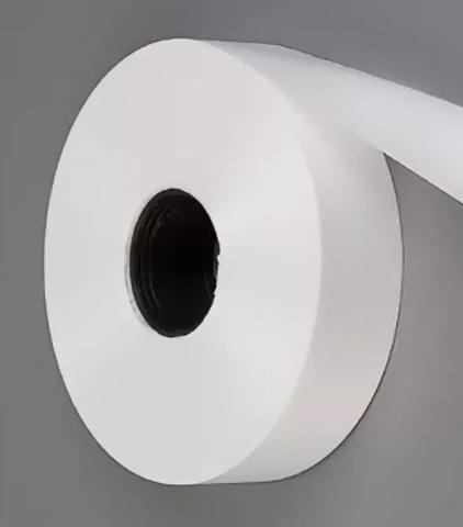 Лента полипропиленовая (размер: 30 мм х 100 м), цвет: белый
