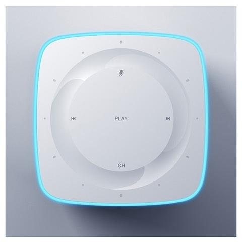 Домашний помощник Xiaomi Mi AI Speaker (колонка)