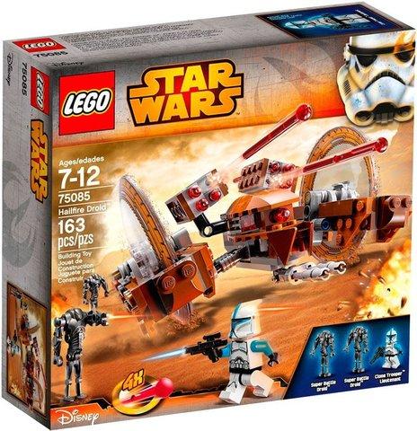LEGO Star Wars: Дроид Огненный Град 75085 — Hailfire Droid — Лего Звездные войны Стар Ворз