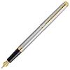 Waterman Hemisphere - Stainless Steel GT, перьевая ручка, F