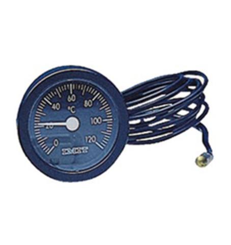 Термометр капиллярный IMIT d 52 мм код 010247