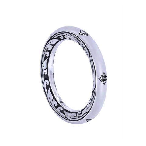 KRANOK CIRCLE ENGRAVED RING