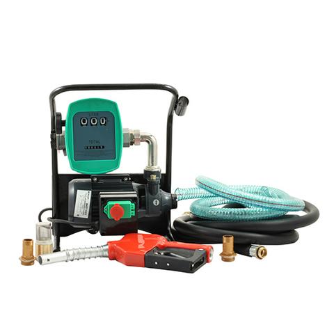 Насос для дизельного топлива UNIPUMP BADT40S3 (0,37 кВт, Hmax 30 м, Qmax 40 л/мин,  кабель 1,5 м)