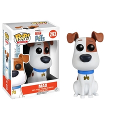 Secret Life of Pets - Max Pop! Vinyl Figure