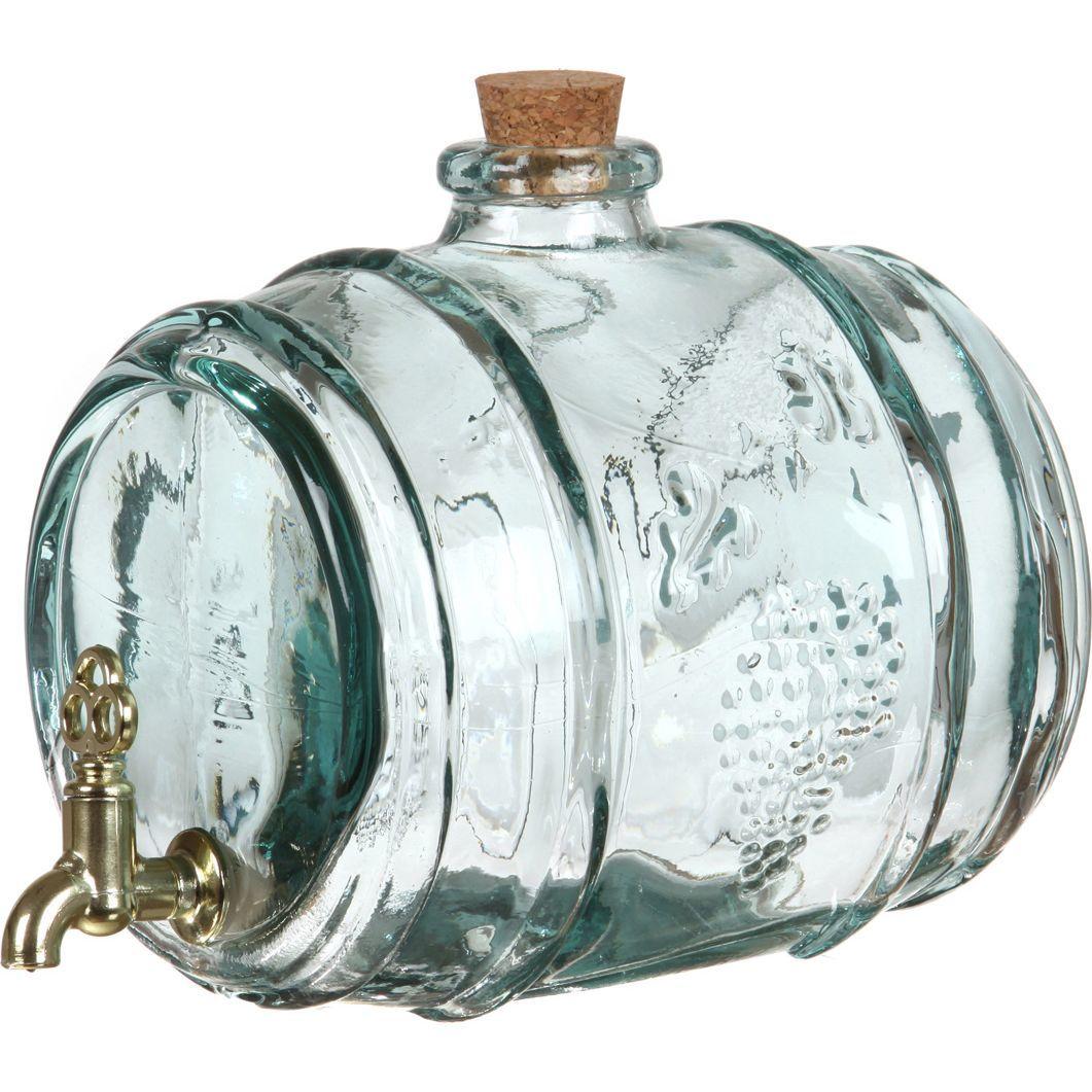 """Ёмкость для напитков """"Бочка"""", 2200 мл. от 2 550 руб"""