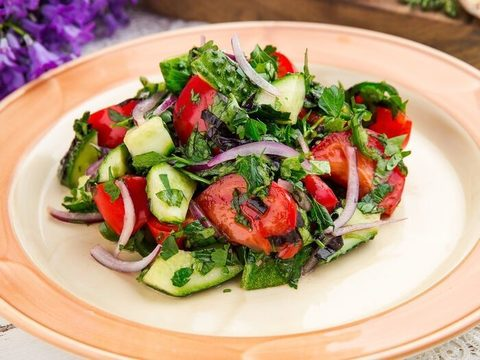Салат кавказский