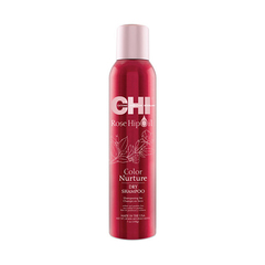 CHI Rose Hip Oil Dry Shampoo - Сухой шампунь для окрашенных волос
