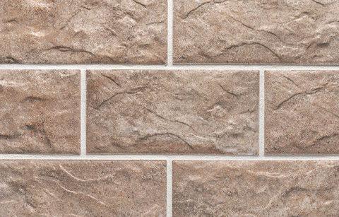 Stroeher - KS16 eres, Kerabig, glasiert, глазурованная, 302x148x12 - Клинкерная плитка для фасада и цоколя