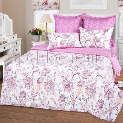 Комплект постельного белья Касабланка (Розовый) Престиж