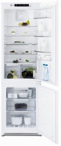 Встраиваемый двухкамерный холодильник Electrolux ENN92853CW
