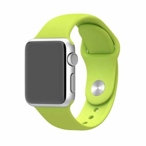 Ремешок Apple Watch 42 mm - Силиконовый