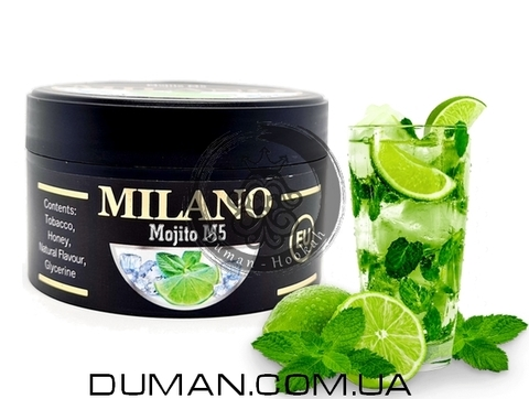 Табак Milano M5 Mojito (Милано Мохито)
