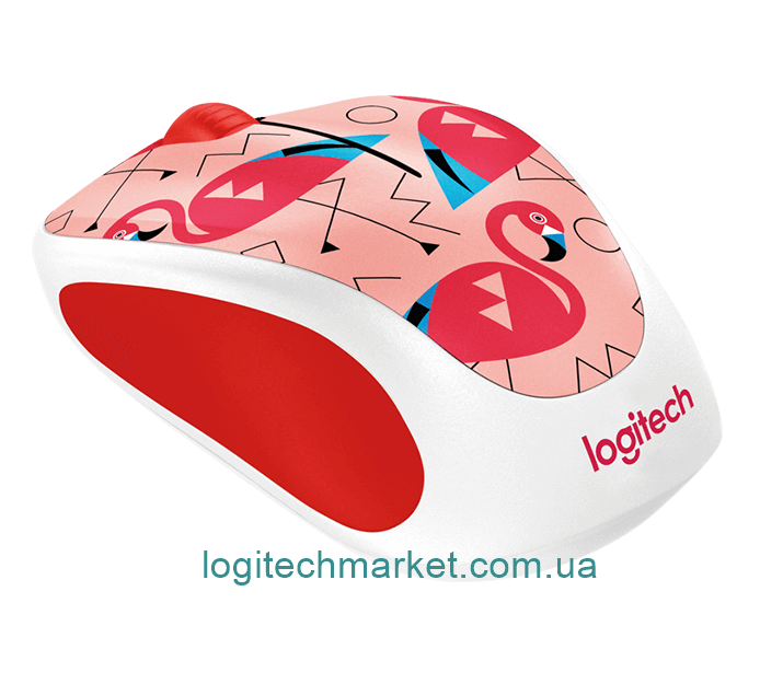 LOGITECH M238 Flamingo