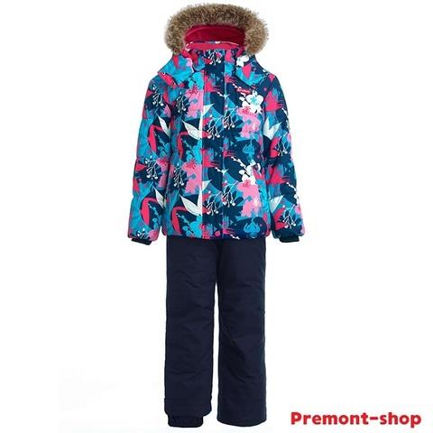 Комплект Премонт Сад под снегом WP91527 BLUE