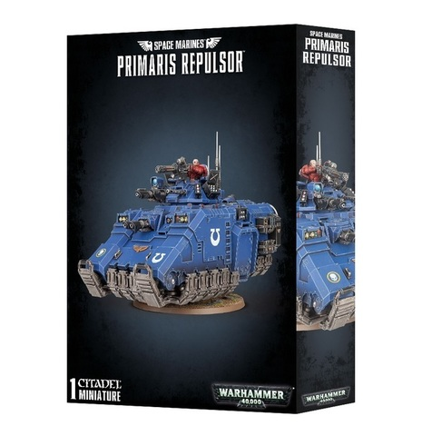S/MARINES PRIMARIS REPULSOR EXECUTIONER