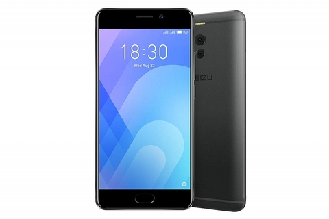 Meizu M6 Note (3-16Gb) Black