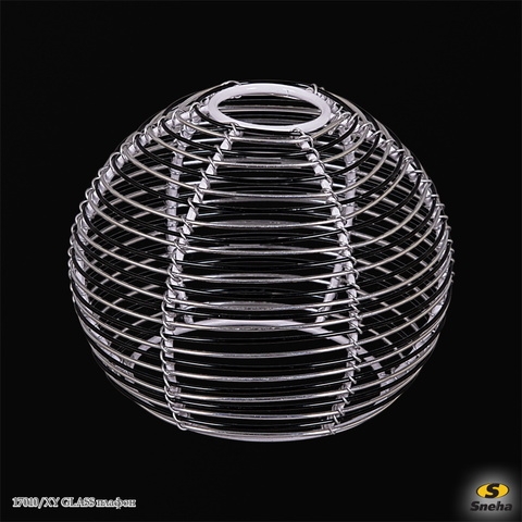 17010/XY GLASS плафон