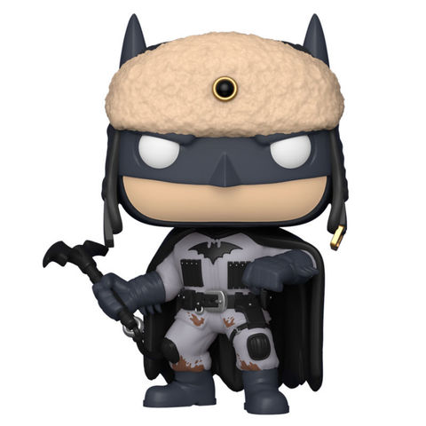 Фигурка Funko POP! Vinyl: DC: Batman 80th: Red Son Batman (2003) 37261