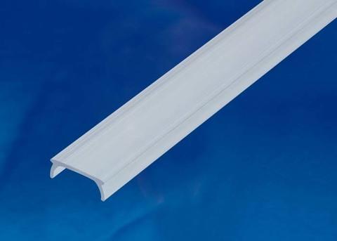 UFE-R07 CLEAR 200 POLYBAG Прозрачный рассеиватель для алюминиевого профиля, пластик. Длина 200 см. ТМ Uniel.