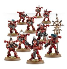 Start Collecting! Chaos Space Marines. Космодесантники Хаоса