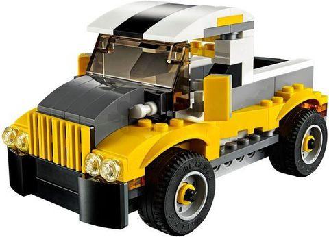 LEGO Creator: Кабриолет 31046 — Fast Car — Лего Креатор Создатель