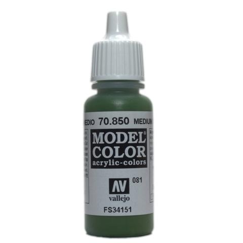 Model Color Medium Olive 17 ml.