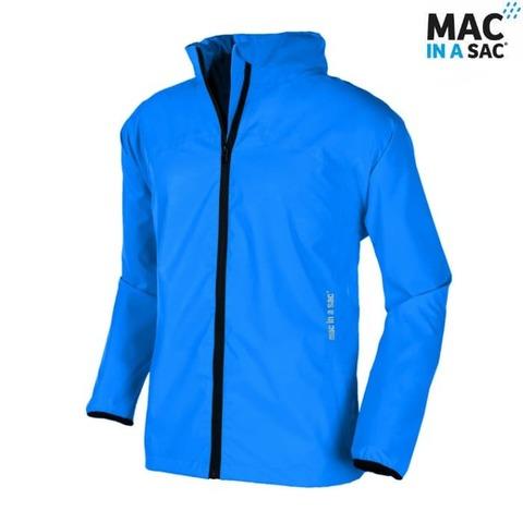 Куртка Classic Unisex Royal Blue Mac in a Sac