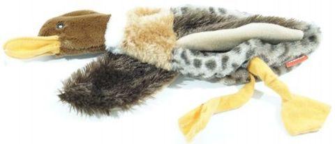 NEMS игрушка утка-шкурка крякающая 38 см