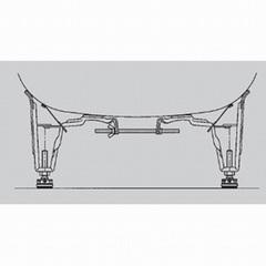 Универсальные монтажные ножки Pedestal Mod 5030 - Kaldewei (Германия)