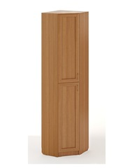 Шкаф угловой ШК-14  бук темный