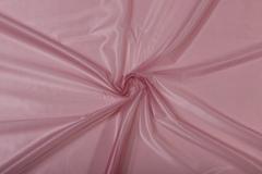 Сетка корсетная пыльно-розовая мягкая