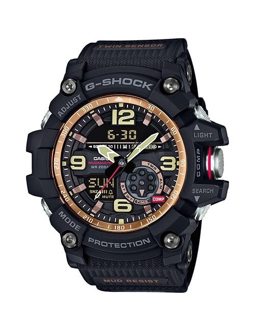 Часы мужские Casio GG-1000RG-1AER G-Shock Premium
