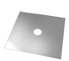 Крышка разделки потолочной TMF ф140, 0,8мм