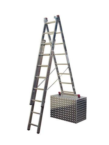 Универсальная лестница с доп. функцией 3х9