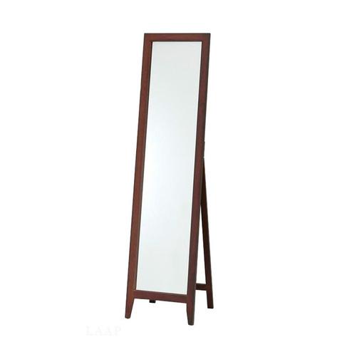 Зеркало напольное MS 9054-W темный орех