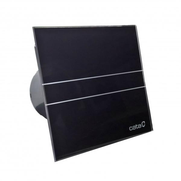 Cata E glass series Накладной вентилятор Cata E 100 GT Bk черный (таймер) + обратный клапан __33.jpg