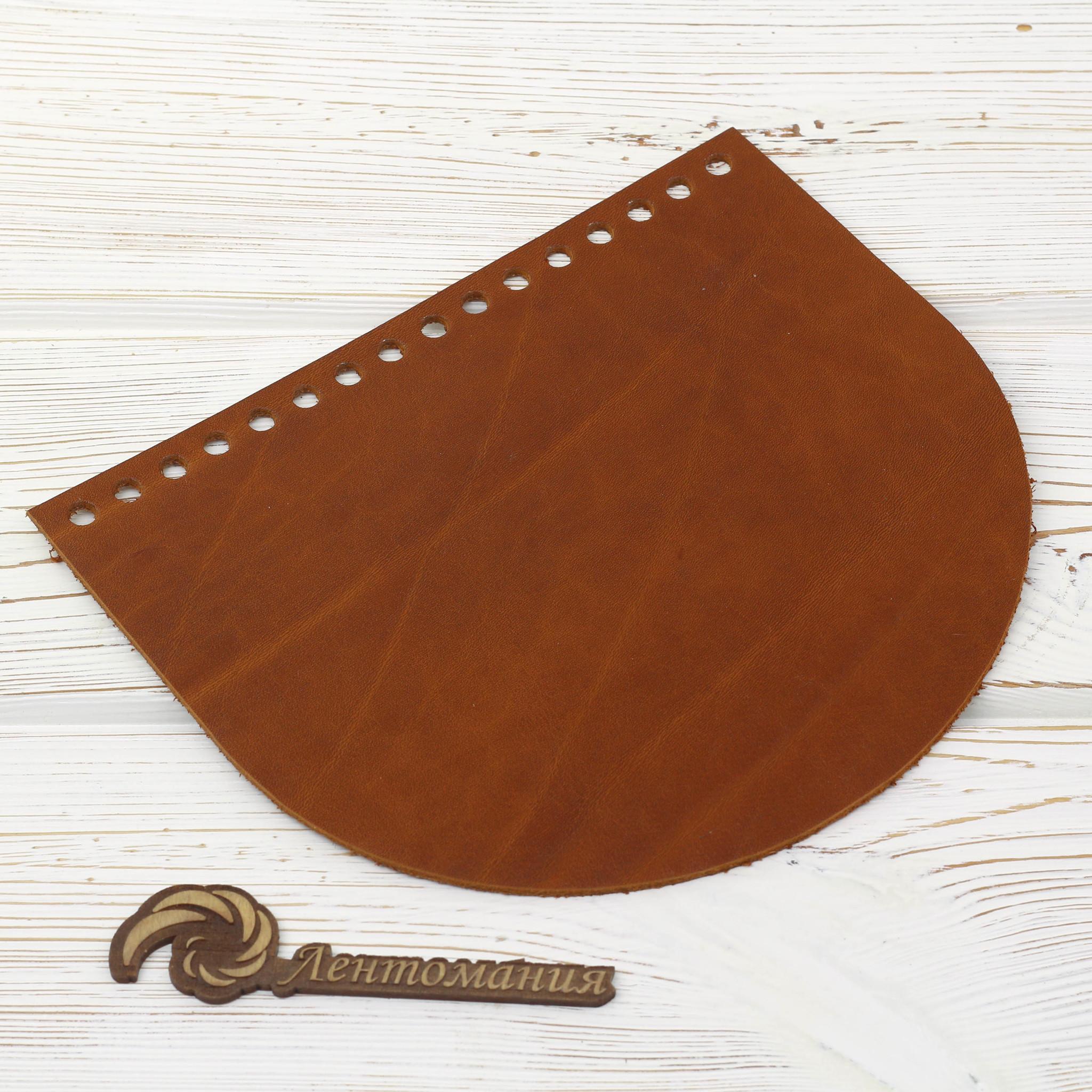 "Вся фурнитура Клапан для сумочки кожаный ""Хурма"" IMG_6059.jpg"