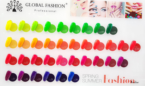 Global Fashion Spring Summer №9