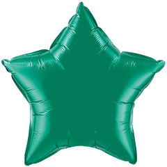 F 9 Звезда Зеленый / 5 шт. /